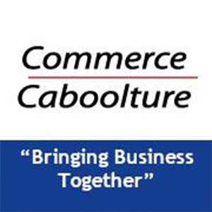 Image of Commerce Caboolture logo